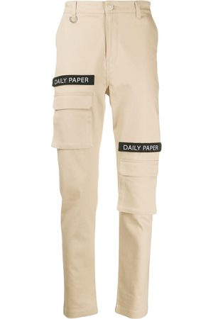 Daily paper Cargohosen - Logo patch cargo pants