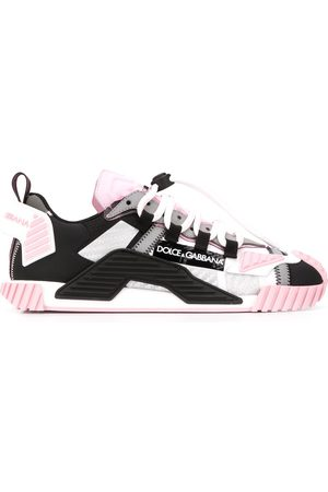 Dolce & Gabbana Drawstring-lace low-top sneakers
