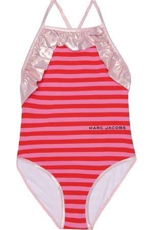 Marc Jacobs Gestreifter Badeanzug