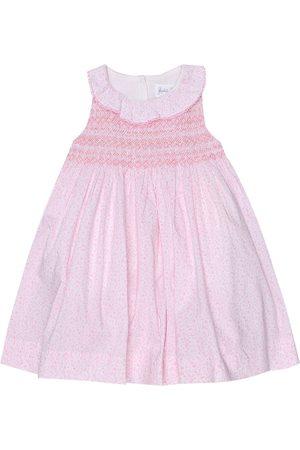 Rachel Riley Baby Set aus Kleid und Höschen aus Baumwolle