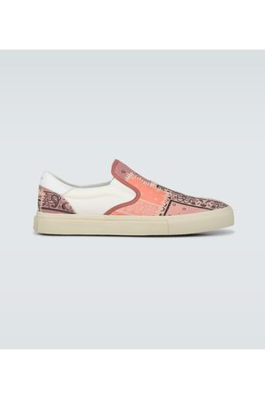 AMIRI Slip-On Sneakers Bandana