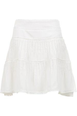 Olympiah Riva flared skirt