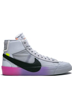 Nike X Off-White The 10: Blazer Mid sneakers