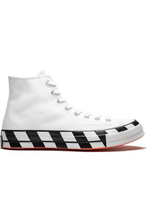 Converse Tops & Shirts - Chuck 70 off white hi top sneakers
