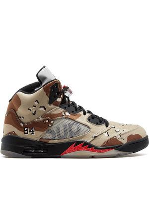 Jordan Sneakers - Air 5 Retro Supreme camo