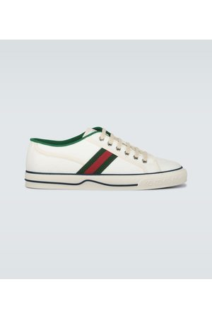 Gucci Sneakers Tennis 1977 aus Canvas