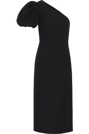 Rebecca Vallance One-Shoulder-Kleid Natalia aus Jacquard
