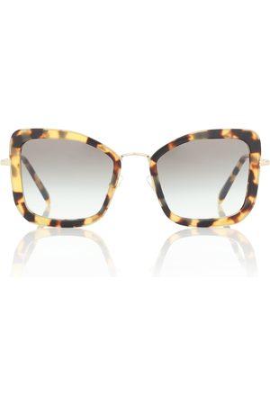 Miu Miu Oversize-Sonnenbrille