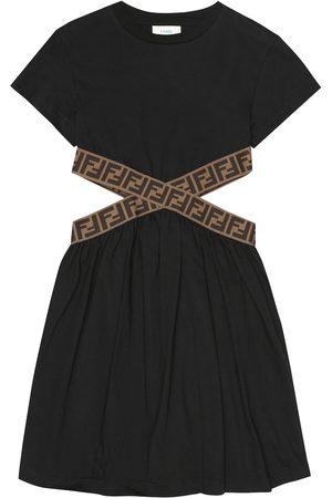 Fendi Kleid aus Baumwolle