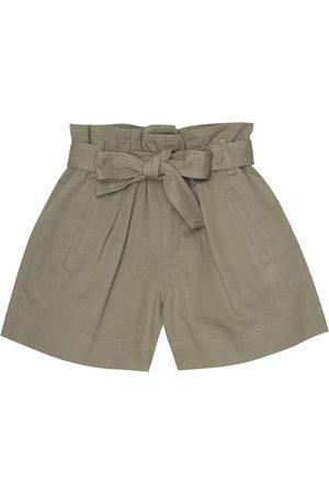 Brunello Cucinelli Shorts aus Baumwolle