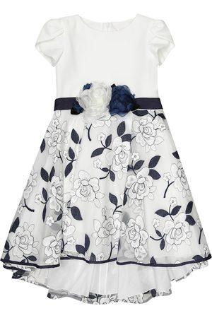 MONNALISA Besticktes Kleid aus Tüll