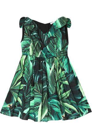 Dolce & Gabbana Set aus Kleid und Höschen aus Baumwolle