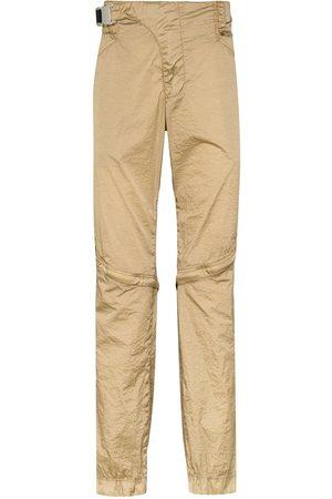 1017 ALYX 9SM Herren Jogginghosen - Crescent zip-off track pants