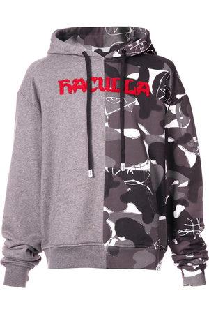 Haculla Herren Strickpullover - Split camouflage hoodie