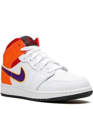 Jordan Air 1 MID (GS) 'Three Peat' sneakers