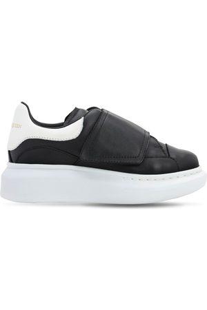 Alexander McQueen Riemensneakers Aus Leder