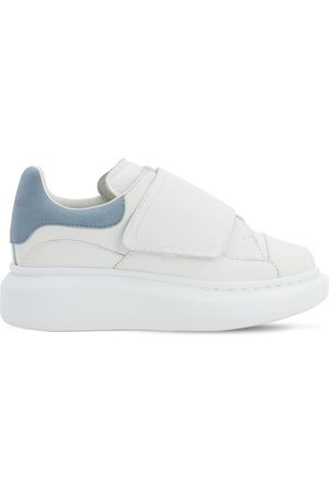 Alexander McQueen Damen Accessoires - Riemensneakers Aus Leder