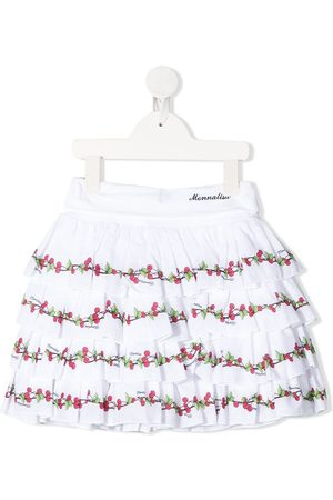 MONNALISA Digital print skirt