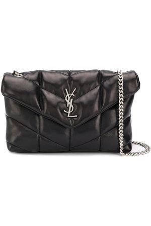 Saint Laurent Lou puffer shoulder bag