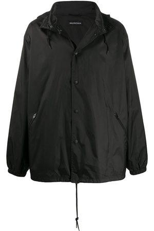 Balenciaga Herren Regenjacken - Lightweight rain jacket