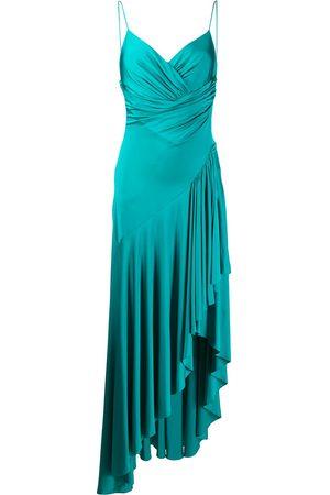 ALEXANDRE VAUTHIER Open-back asymmetric dress