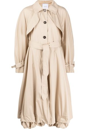 Patou Damen Trenchcoats - Flared belted trench coat