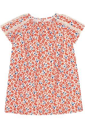 BONPOINT Kleid Natacha aus Baumwolle
