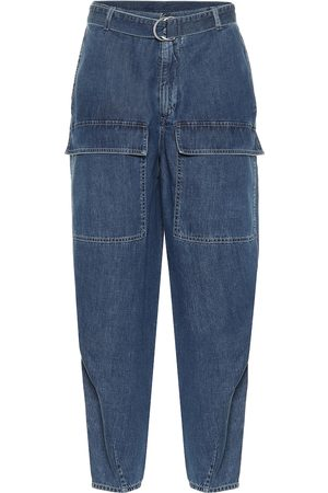 Stella McCartney High-Rise Jeans