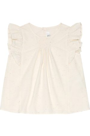BONPOINT Mädchen Tops & Shirts - Top Nilunes aus Baumwolle