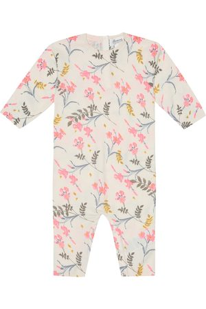 BONPOINT Baby Bodys - Baby Strampler aus Baumwolle