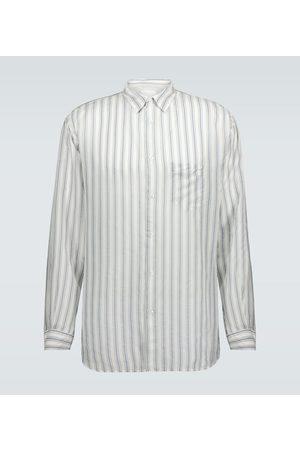 Maison Margiela Regular-Fit Hemd mit Streifen
