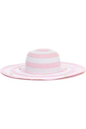 MONNALISA Verzierter Hut mit Streifen