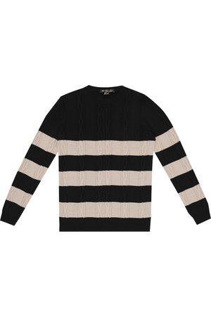 Loro Piana Pullover aus Baumwolle und Seide