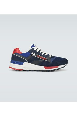 Polo Ralph Lauren Polo Sport Sneakers Trackmaster