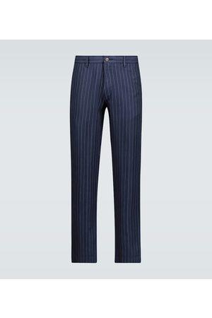 Polo Ralph Lauren Slim-Fit Hose mit Nadelstreifen