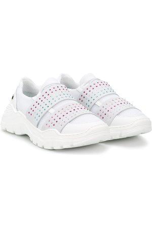 Philipp Plein Crystal runner sneakers