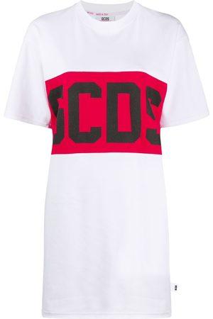 GCDS Logo T-shirt dress