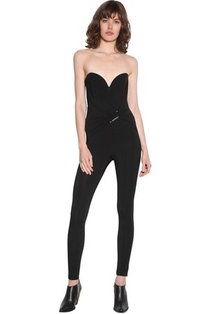 UNRAVEL Jumpsuit Aus Stretch-jersey