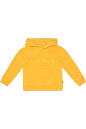 Woolrich Bedruckter Hoodie aus Baumwolle