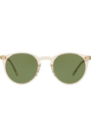 Oliver Peoples Sonnenbrillen - O'Malley round-frame sunglasses