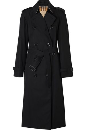 Burberry Damen Trenchcoats - Waterloo Heritage double-breasted trench coat