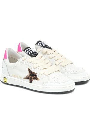 Golden Goose Sneakers Ball Star aus Leder