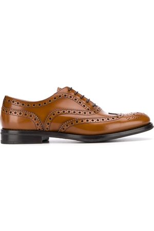 Church's Burwood polish binder lace-up Oxford shoes