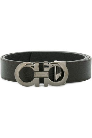Salvatore Ferragamo Double Gancio buckle belt