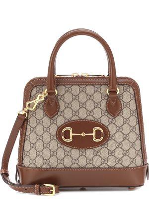Gucci Damen Handtaschen - Tote Horsebit 1955 Small mit Leder