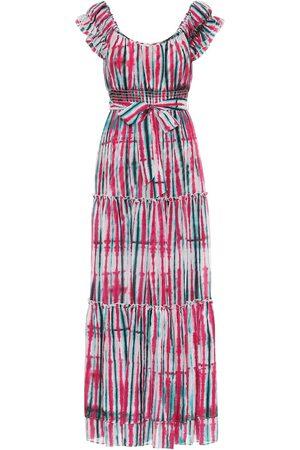 Diane von Furstenberg Kleid Lexie aus Baumwolle und Seide