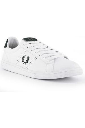 Fred Perry Schuhe B721 Leather B8321/370