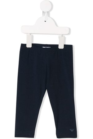 Emporio Armani Kids Logo leggings