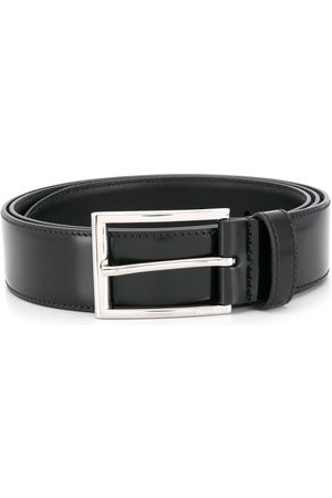 Church's Elongated buckle belt