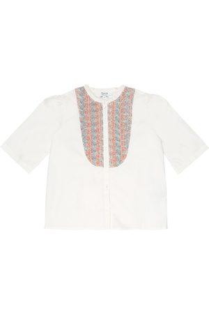 BONPOINT Bluse Nili aus Baumwolle